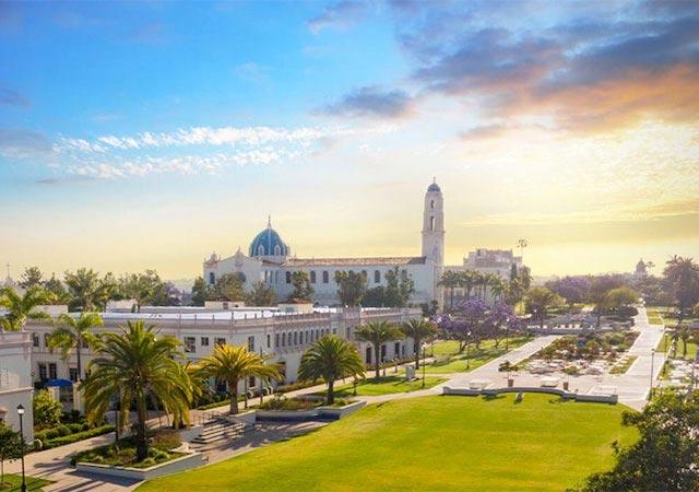 Image of USD campus