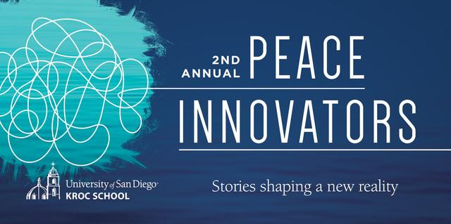 Peace Innovators - stories shaping a new reality