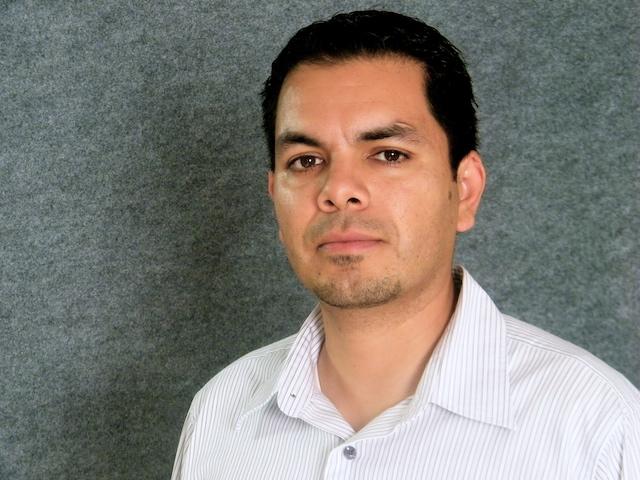 Pedro Rios headshot