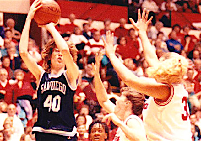 Christine Enger, WCC Hall of Honor