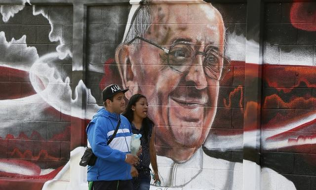 Artists anticipate the Pope´s visit to Juarez