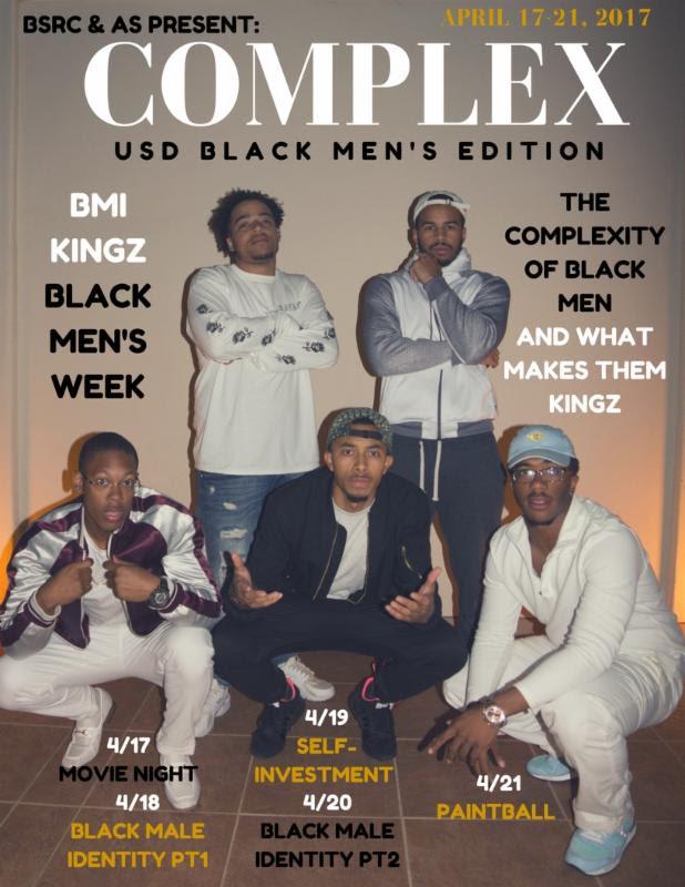 Black Men's Week 2017