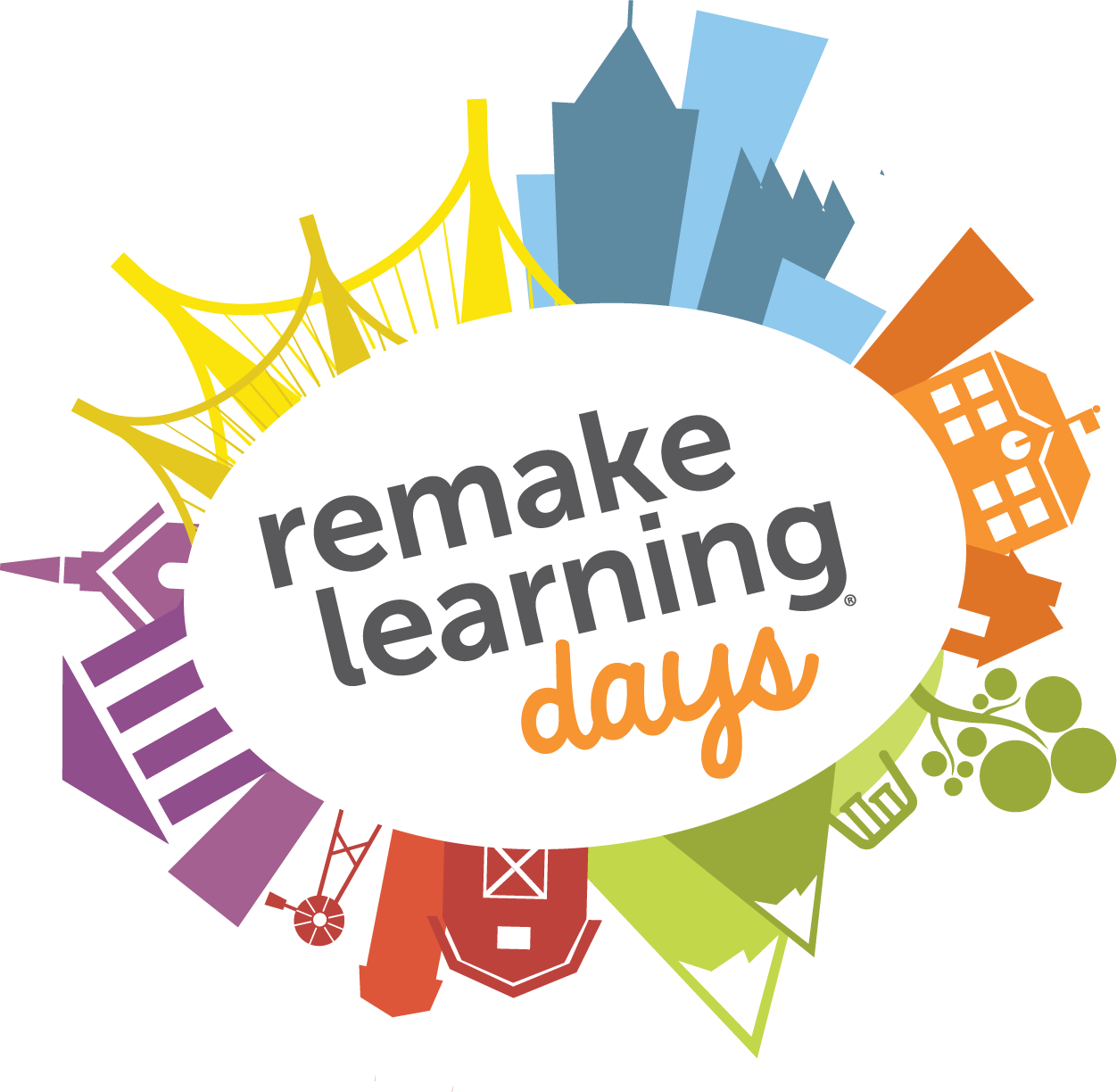 Remake Learning Days Logo