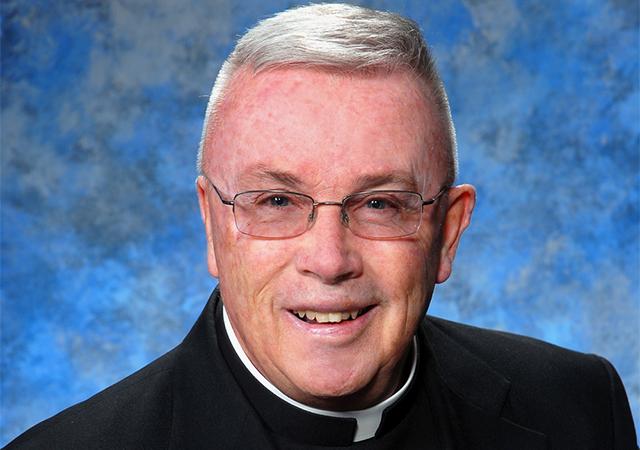 Father Owen J. Mullen, 1938-2016