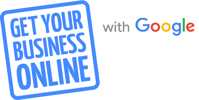 Get Your Business Online Google logo