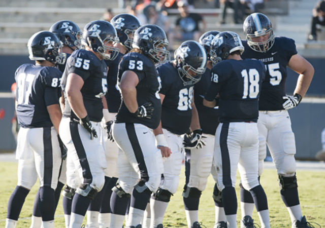 USD football prepares for FCS playoffs