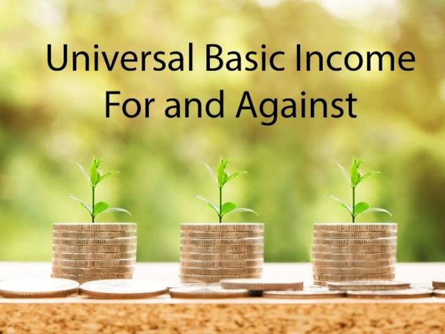 Basic Income Banner