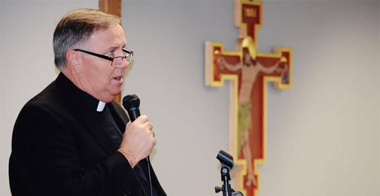Auxiliary Bishop-Elect Father John P. Dolan