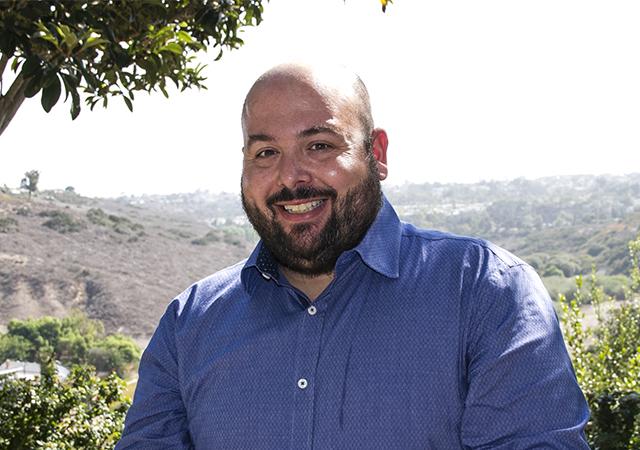 Michael Catanzaro, Director of Sustainability