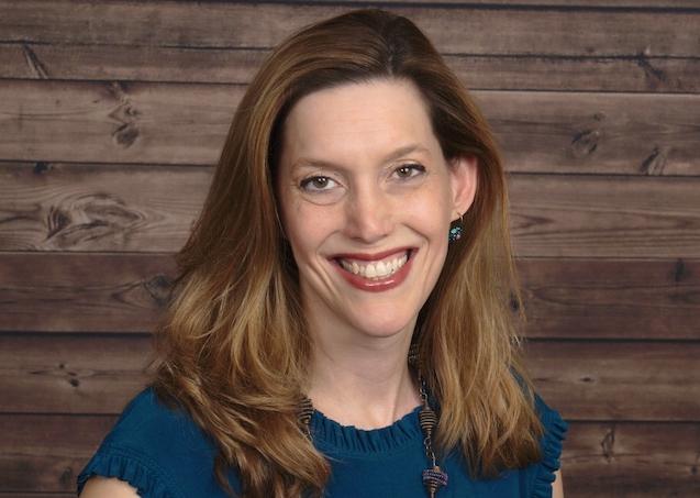 Senior Staff Attorney Amy Harfeld