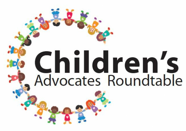 Logo for Children's Advocates Roundtable