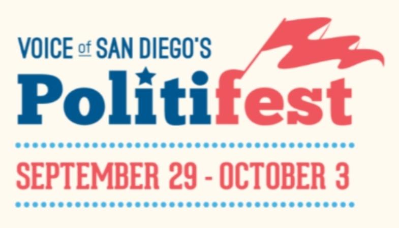 Politifest September 29 -October 3