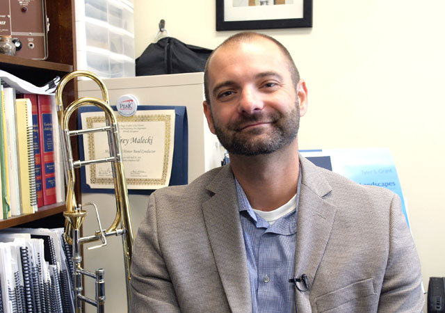 Office Hours: Jeffrey Malecki, DMA, Music