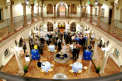 Image of Degheri Alumni Center