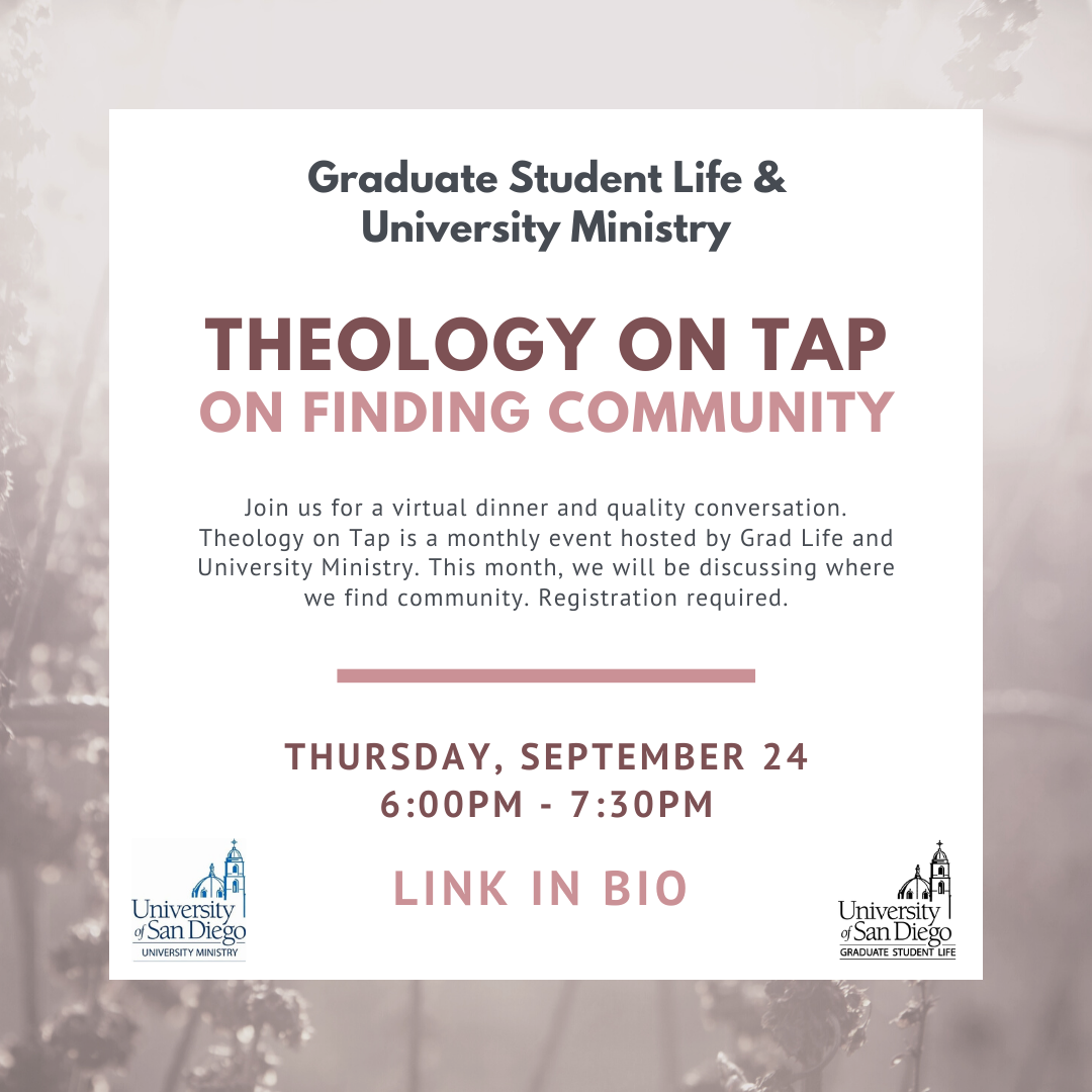 Thumbnail of Theology on Tap Flyer