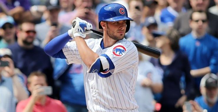 Kris Bryant, third baseman for the Chicago Cubs and Torero baseball standout (2011-13), learned Sunday that he's been named to the NL roster for the July 9 MLB All-Star Game in Cleveland.