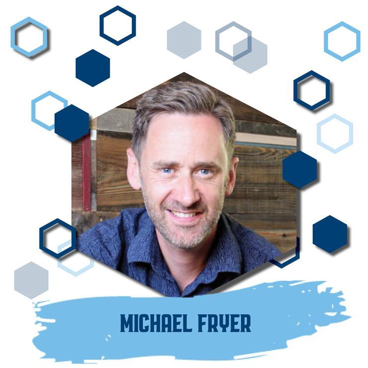 Professor of Practice Michael Fryer