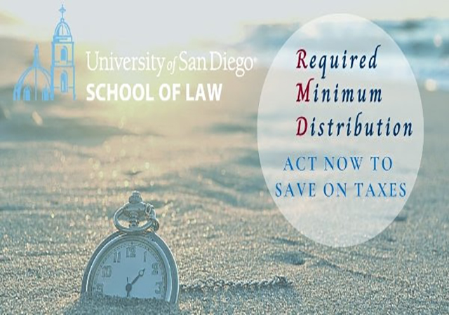 IRA Supports USD School of Law