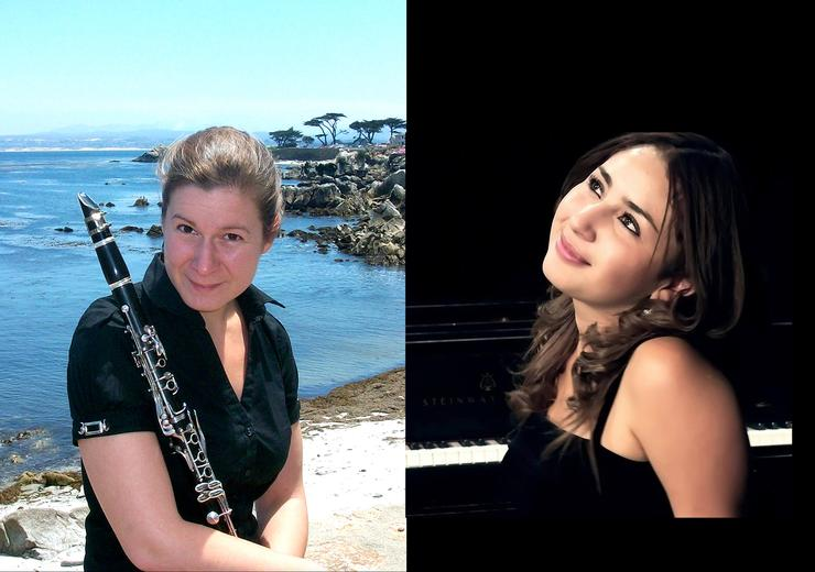 A clarinetist and piano player