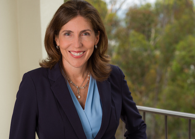 Image is of Catherine Northcutt '96, '19 MA