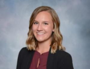USD School of Law Alumna Hannah Karraker