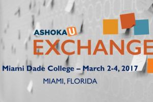 Ashoka U Exchange