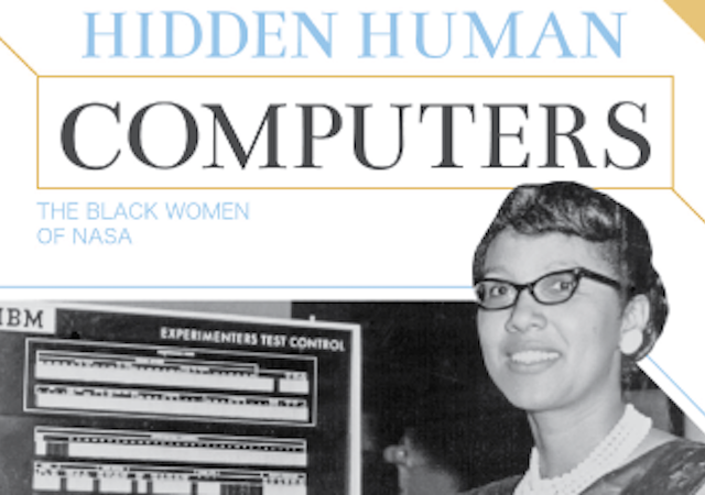 Hidden Human Computers Flyer