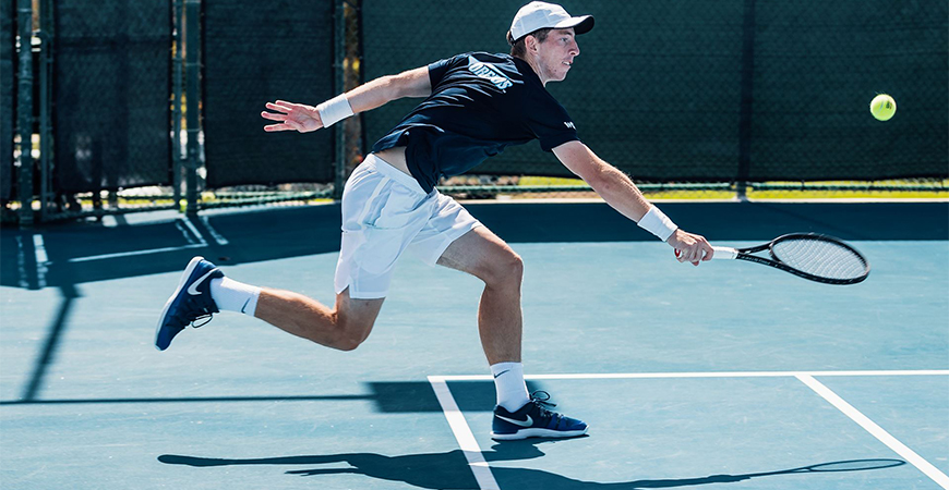 USD men's tennis standout Gui Osorio has received a top award from the ITA southwest region.