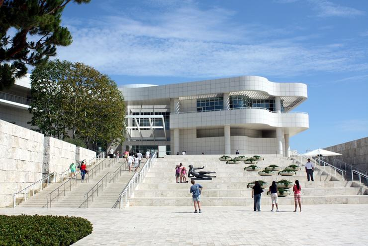 Getty Museum Tour & Lunch