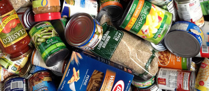 non-perishable food items
