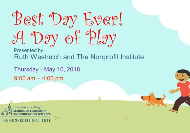 Day of Play Save The Date
