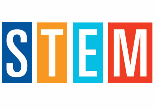 STEM Solutions logo.