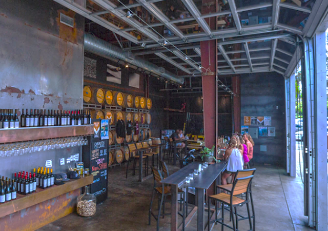 Carruth Cellars Urban Winery and Tasting Room