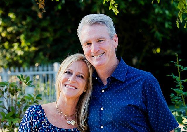 Kristin and Greg Chapman '92