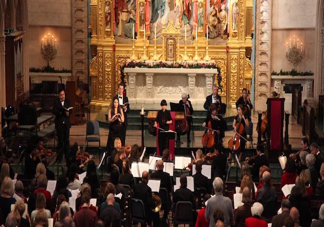 Annual Messiah Sing-along