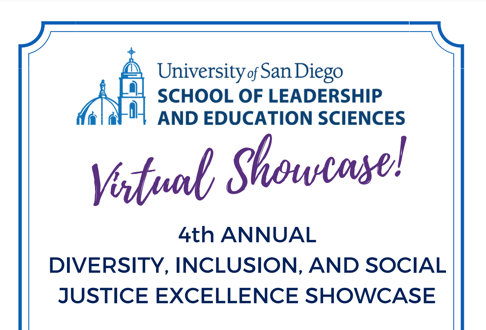 SOLES 4th Annual Diversity, Inclusion, Social Justice Excellence Showcase