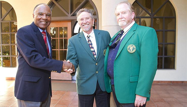 Friendly Sons of St. Patrick of San Diego, an Irish-American charitable fraternal organization, has created an endowed Friendly Sons of St. Patrick of San Diego County Memorial Scholarship Fund at USD