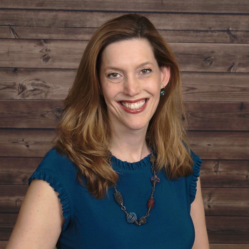 Amy Harfeld, Children's Advocacy Institute National Policy Advocate & Senior Staff Attorney