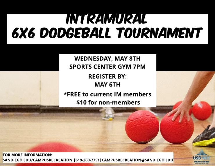 Intramural Dodgeball Tournament (alt)