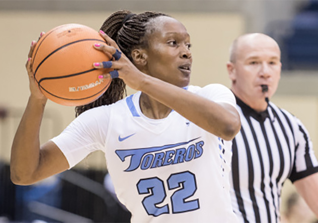 Maya Hood Basketball