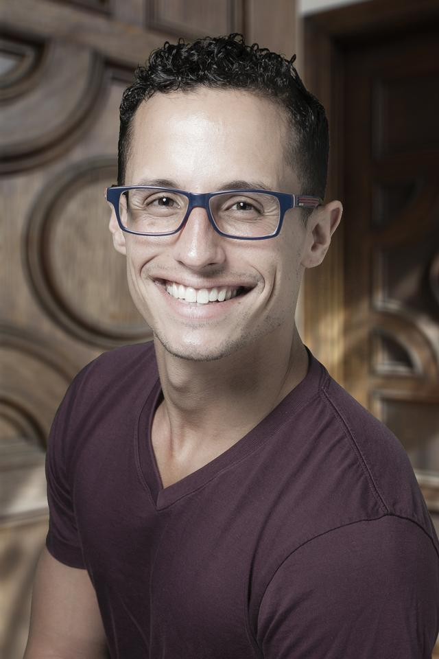 Greg Prieto headshot