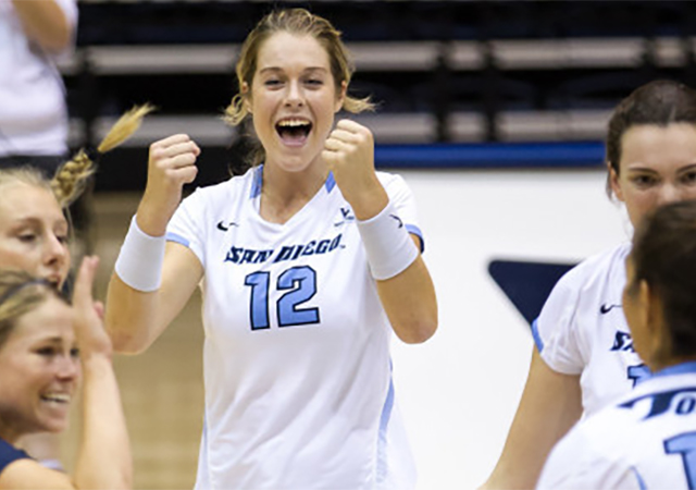 USD Athletics Roundup - Volleyball
