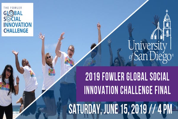 Fowler Global Social Innovation Challenge - Save The Date