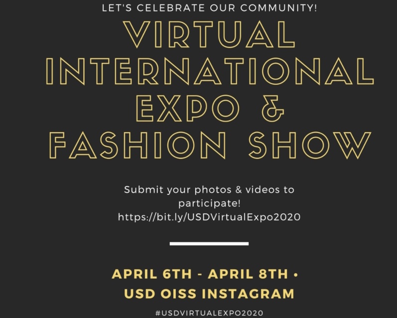 International Expo and Cultural Fashion Show