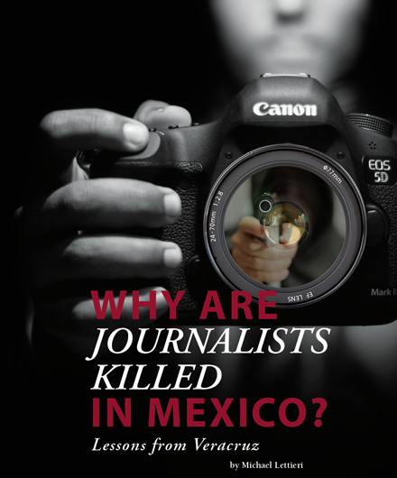 Why are Journalists Killed in Mexico? - 2016 Kroc School Magazine