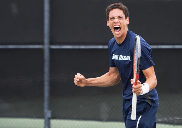 Jordan Angus, Tennis