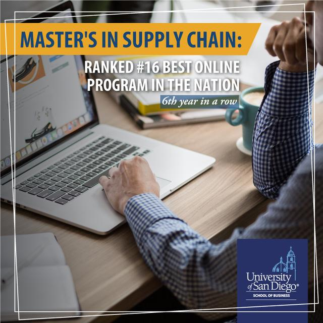 16 Top  Master's in Supply Chain in the Nation