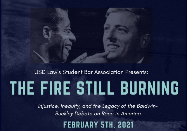 The First Still Burning Event Graphic