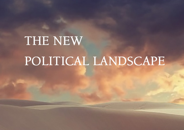 The New Political Landscape