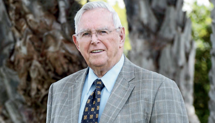 Image is of the late Daniel F. Mulvihill